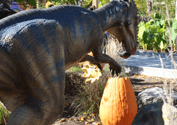 Trick or Treat with Dinosaurs at Cedar Point Amusement Park