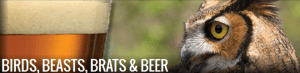 Birds, Beasts, Brats & Beer at the Cleveland Museum of Natural History