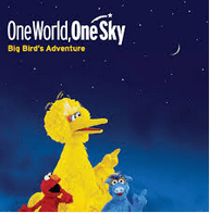One World, One Sky: Big Bird's Adventure at Cleveland Museum of Natural History