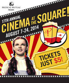 PlayhouseSquare presents 17th annual Cinema at the Square