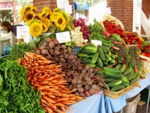North Union Farmers Market returns to U.S. Bank Plaza Thursday